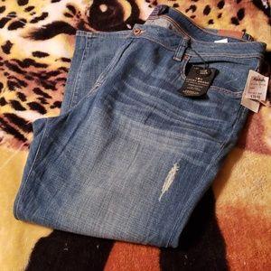 BNWTO Luck Brand Weekender Jeans